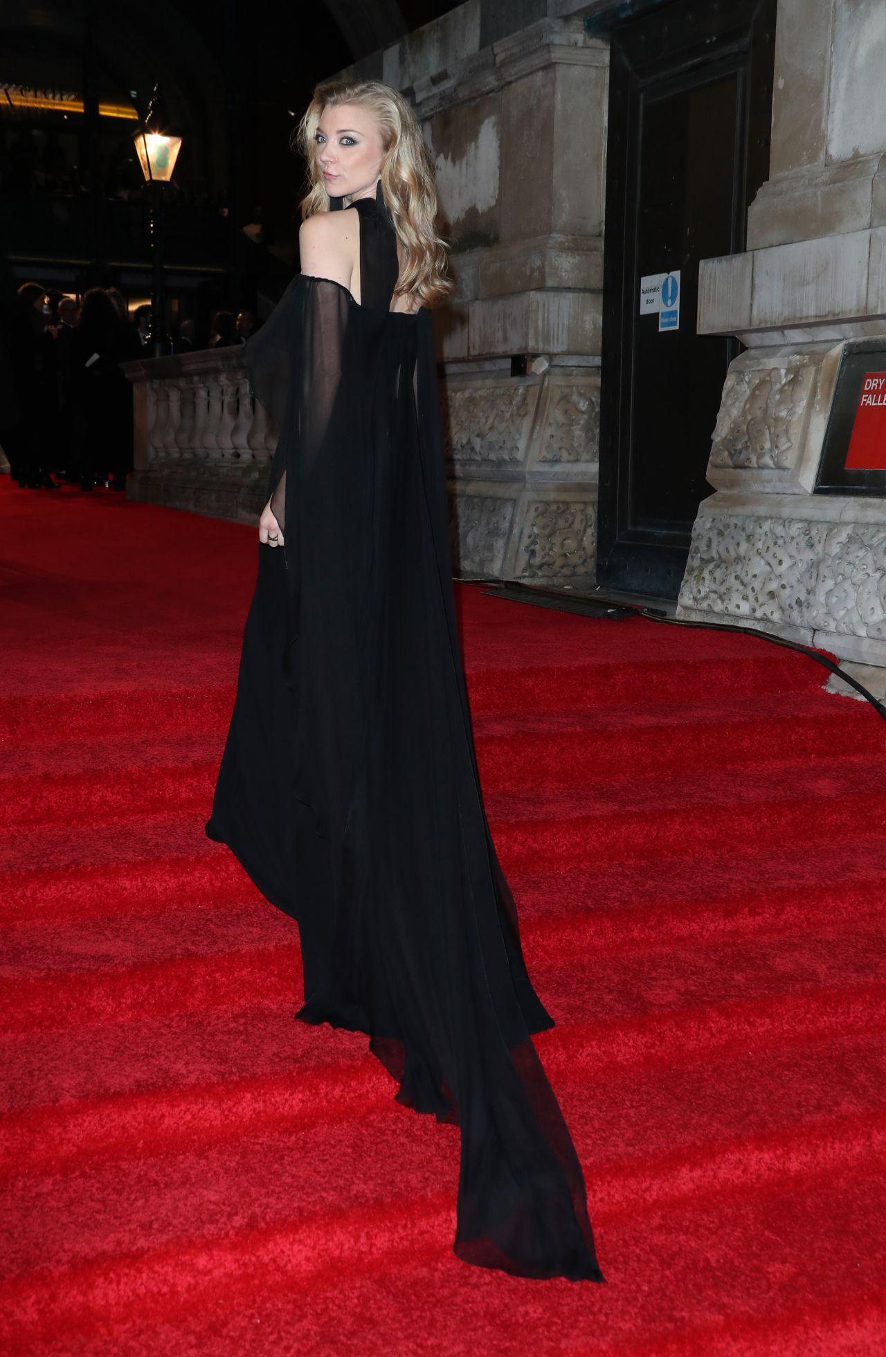 Natalie Dormer 2018 British Academy Film Awards