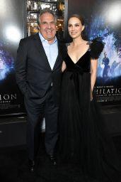 """Natalie Portman – """"Annihilation"""" Premiere in Los Angeles"""