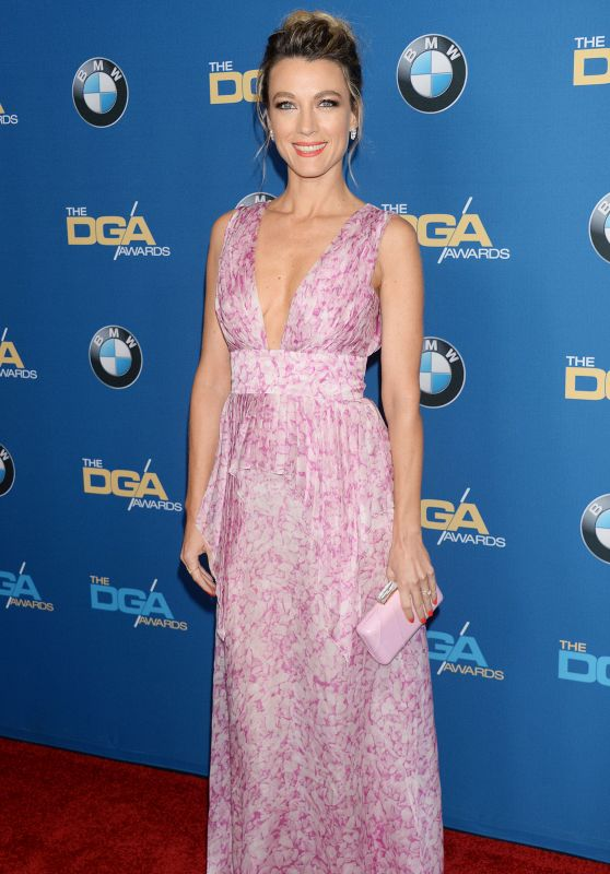 Natalie Zea – 2018 DGA Awards
