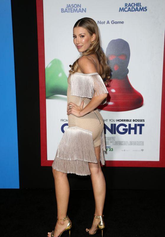 """Natasha Hall – """"Game Night"""" Premiere in LA"""