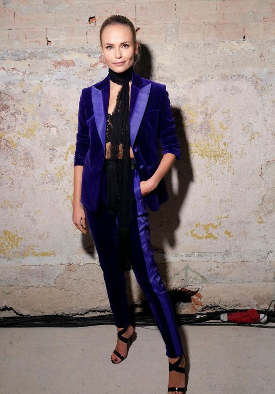 Natasha Poly – ADR Beyond Fashion FW18 in Milan