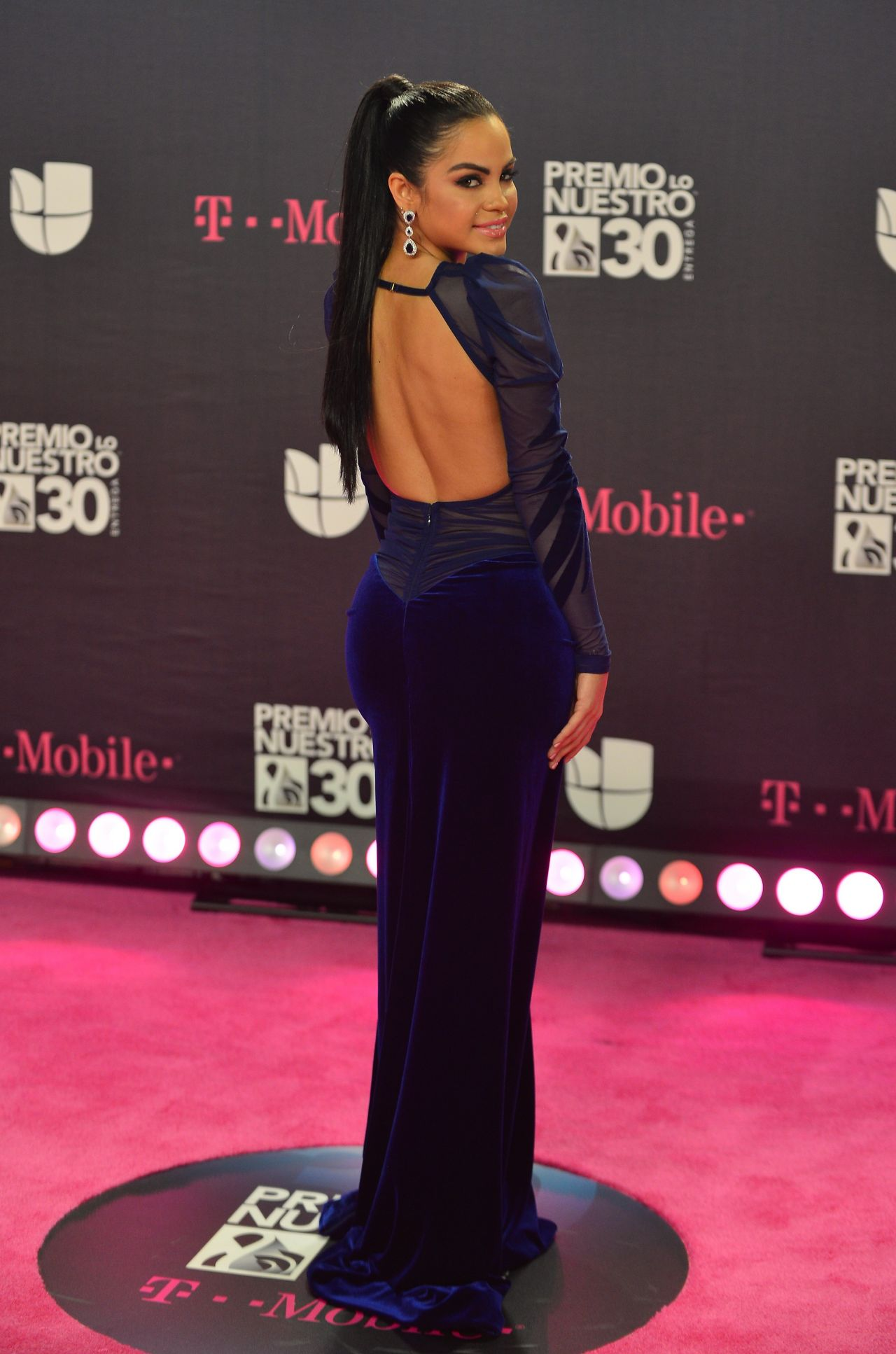 Natti Natasha – Premio Lo Nuestro 2018 Awards in Miami