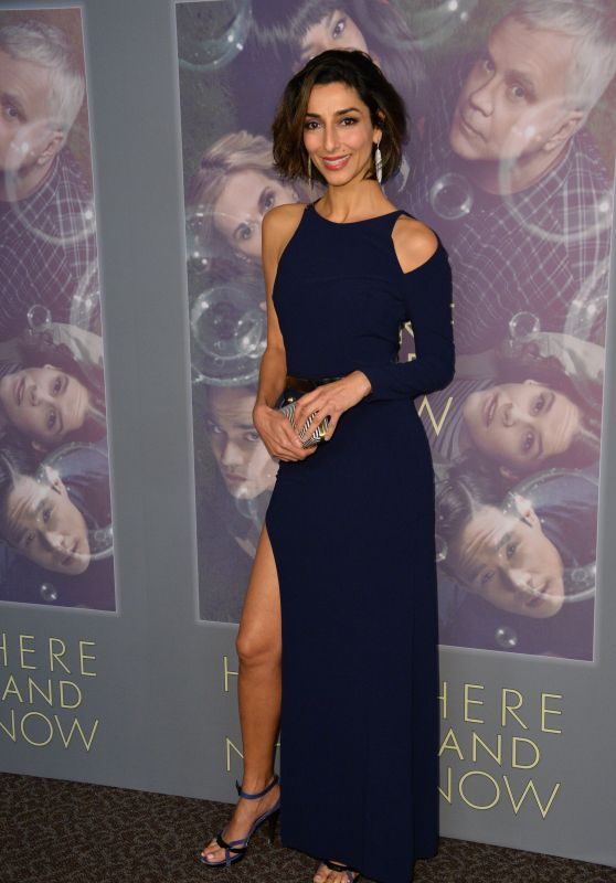 "Necar Zadegan – ""Here and Now"" Premiere in LA"