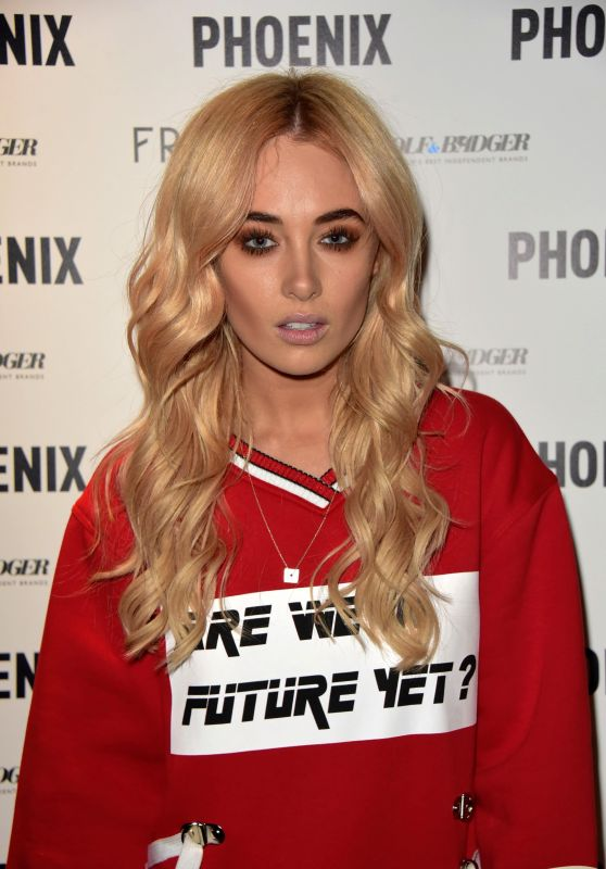 """Nicola Hughes – Wolf & Badger and Phoenix """"A Celebration of Independence"""" Party at LFW"""