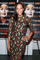 """Nikki M James - """"Notes From The Field"""" Special Screening in NY"""