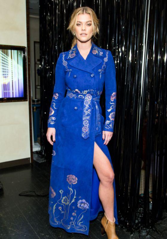 Nina Agdal - Bergdorf Goodman x Dundas Party FW18 at NYFW