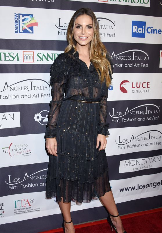 Nina Senicar – 2018 Los Angeles Italia Film, Fashion and Art Festival