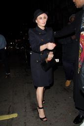 Noomi Rapace – Vogue and Tiffany & Co BAFTA Afterparty in London
