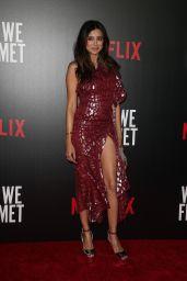 """Noureen DeWulf – """"When We First Met"""" Screening in LA"""