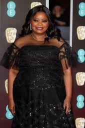 Octavia Spencer – 2018 British Academy Film Awards