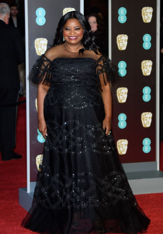 Octavia Spencer – 2018 British Academy Film Awards