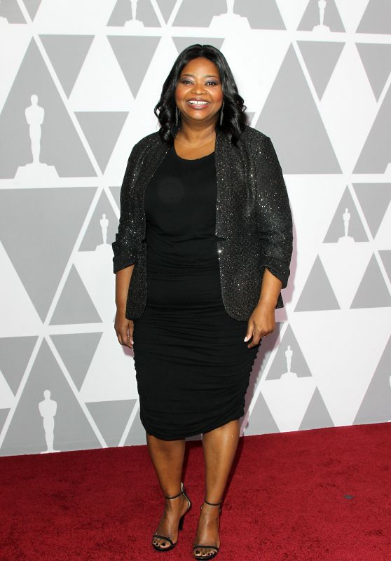 Octavia Spencer – Oscars Nominees Luncheon 2018 in Beverly Hills