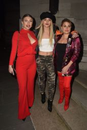 Olivia Buckland - Fashion First Event During LFW