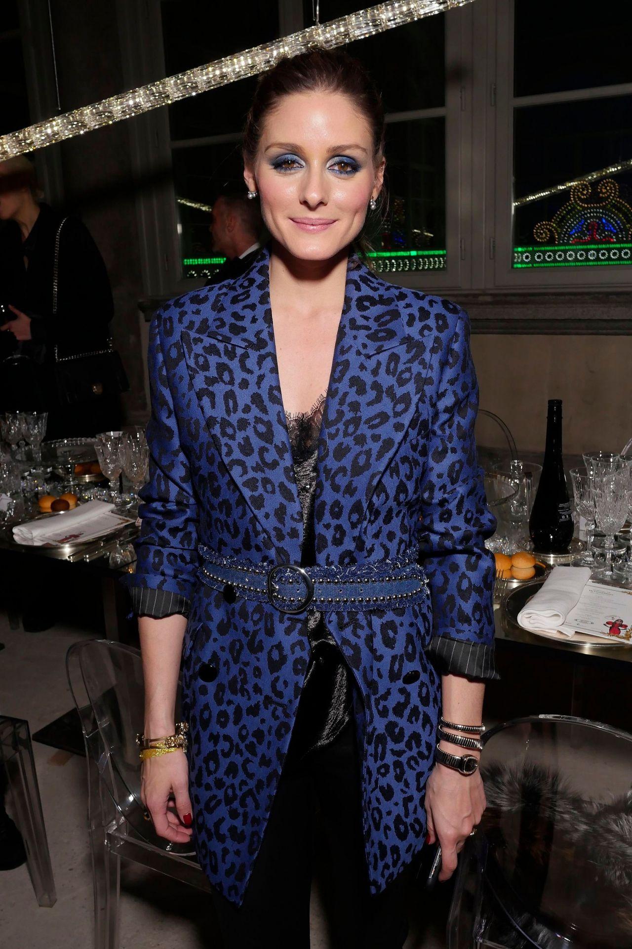 Olivia Palermo Adr Beyond Fashion Fw18 In Milan