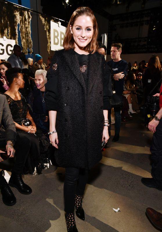Olivia Palermo at Simkhai Fashion Show – NYFW 02/10/2018