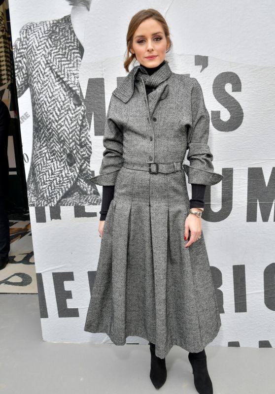 Olivia Palermo – Christian Dior Show FW18 in Paris