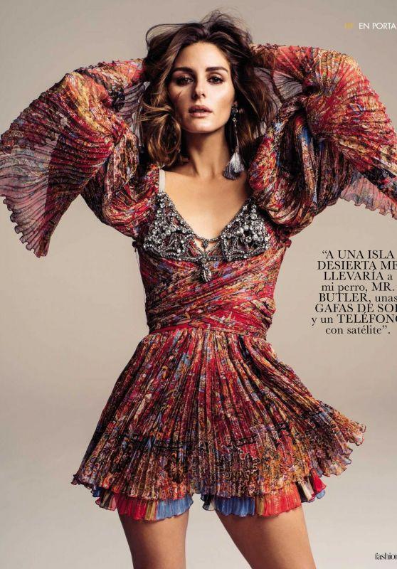 Olivia Palermo - Hola! Fashion Spain, March 2018