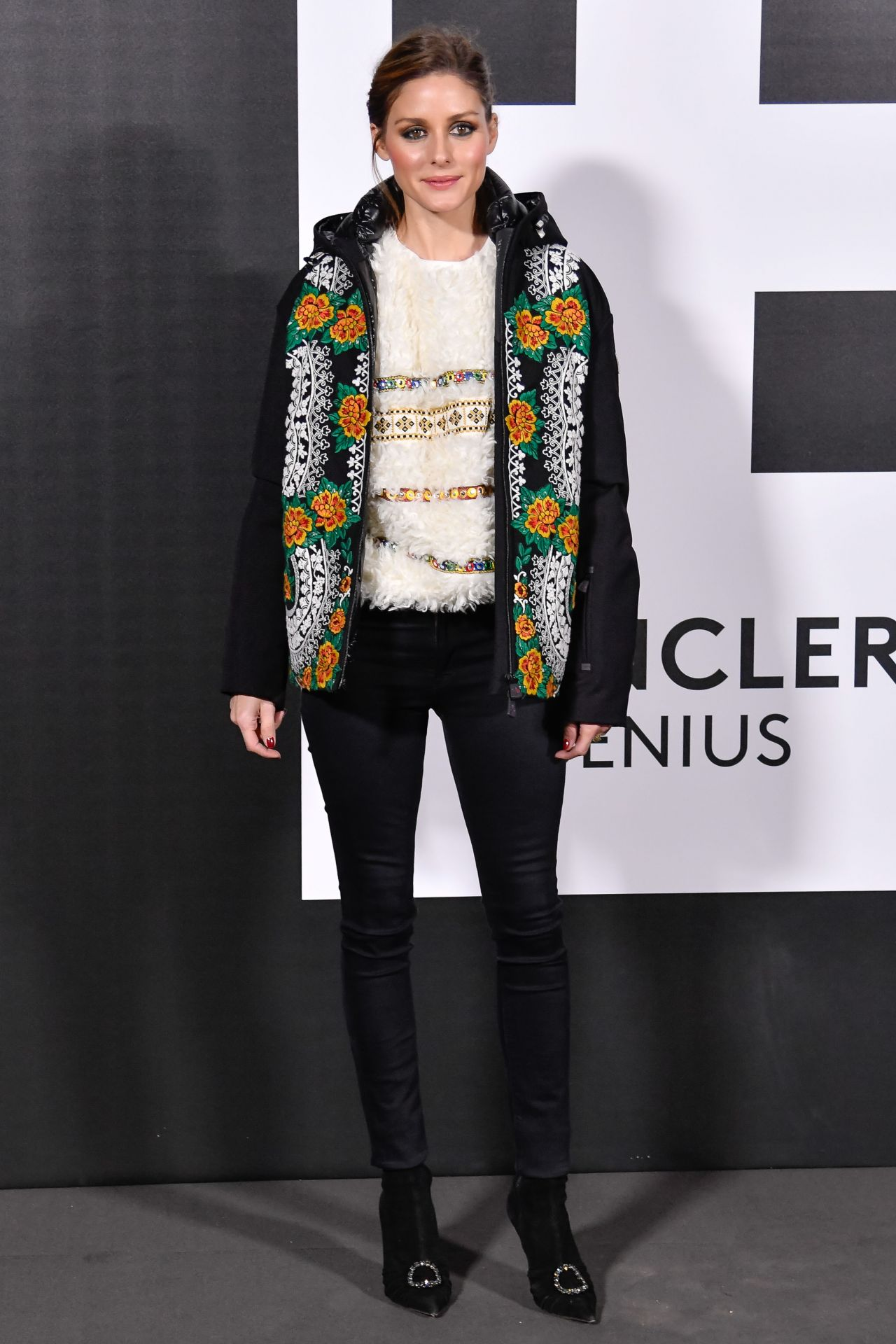 Olivia Palermo – Moncler Genius Project, Milan Fashion ...