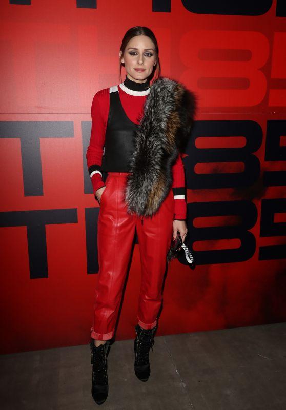 Olivia Palermo – Tommy Hilfiger Show SW18 in Milan