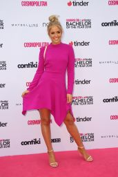 Olivia Rogers - Cosmopolitan + Tinder Annual Bachelor of the Year Award in Sydney