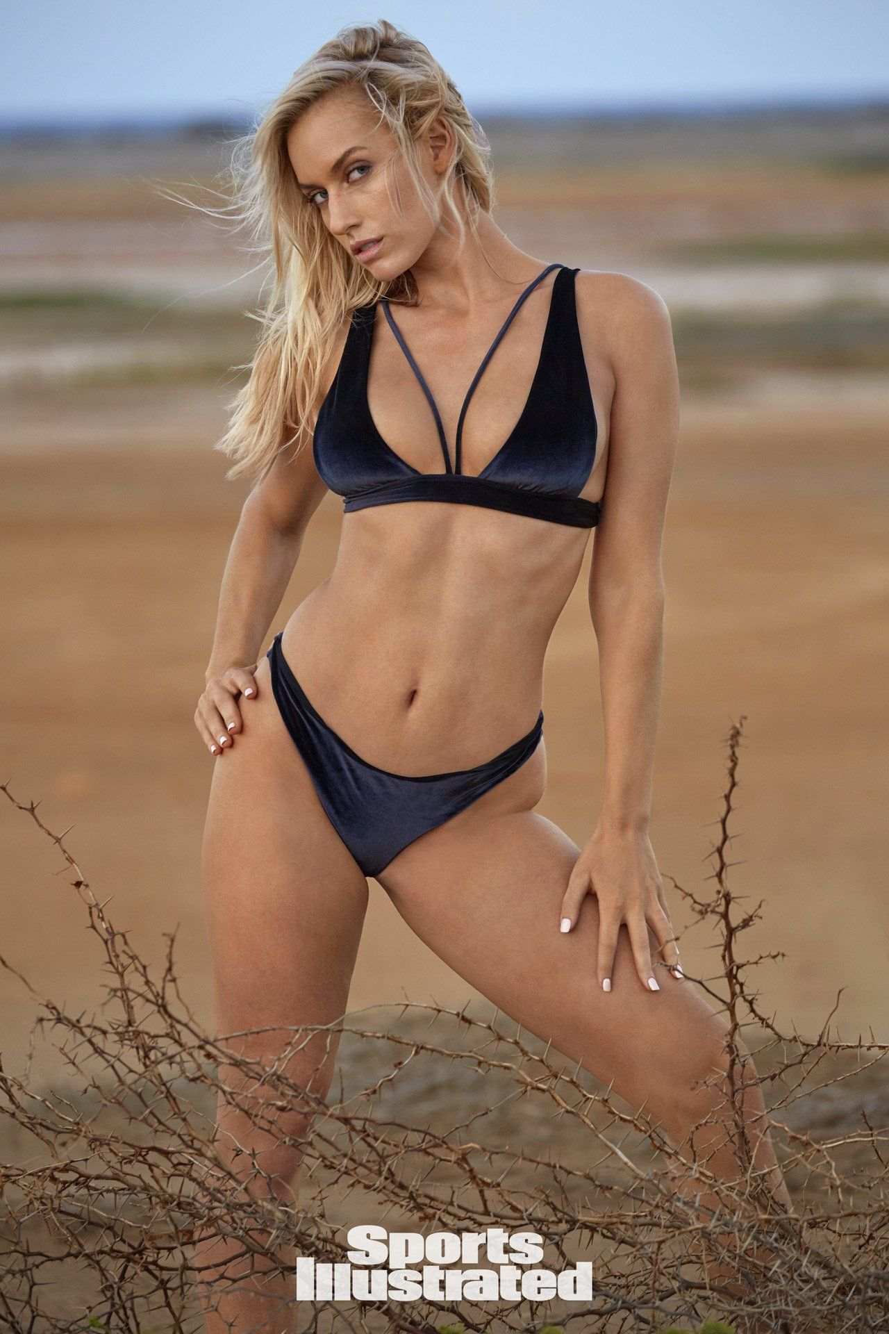 Paige Spiranac Photoshoot For Si Swimsuit 2018