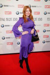 Palina Rojinski – BUNTE & BMW Host Festival Night, Berlinale 2018