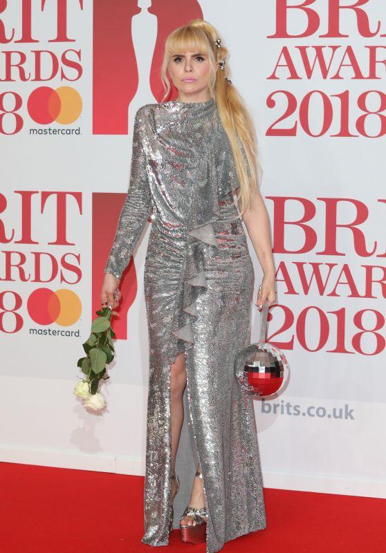 Paloma Faith – 2018 Brit Awards in London
