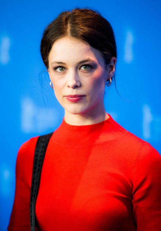 "Paula Beer - ""Transit"" Photocall at Berlinale 2018"
