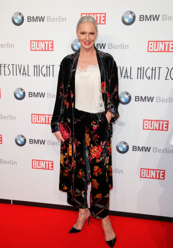petra van bremen bunte bmw host festival night berlinale 2018. Black Bedroom Furniture Sets. Home Design Ideas