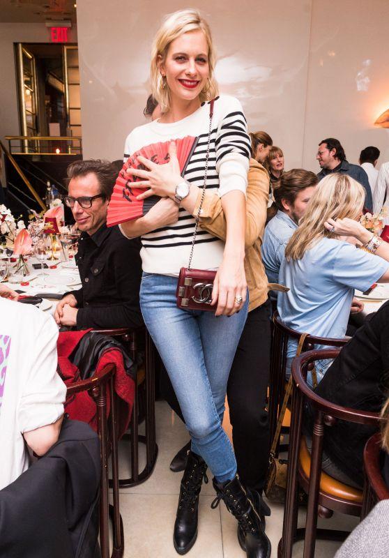 Poppy Delevingne – Frame Fifth Anniversary Dinner in New York