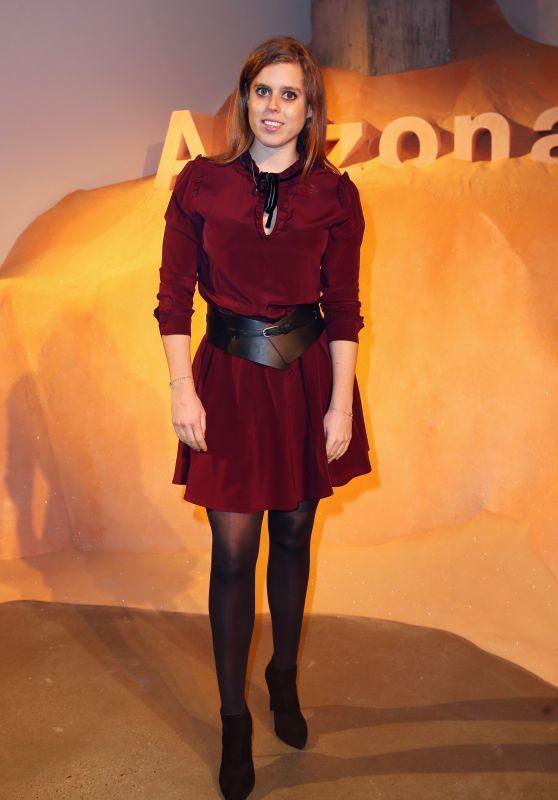 Princess Beatrice – Proenza Schouler Fragrance Party FW18 at NYFW