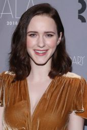Rachel Brosnahan – 2018 Roundabout Theatre Company Gala in New York