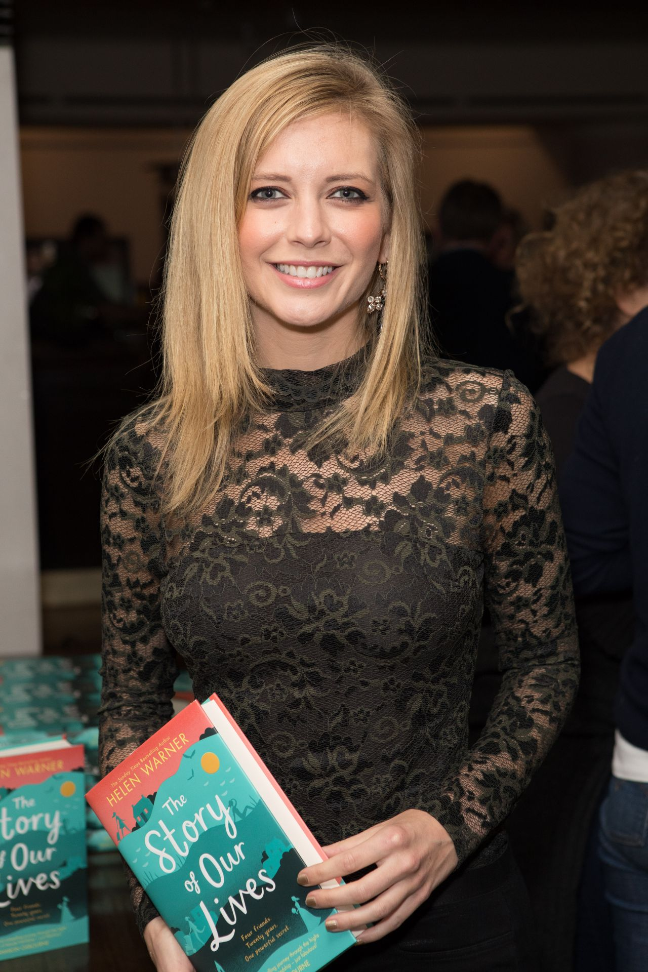 Rachel Riley - Helen Warner The Story of Our Lives Book ...