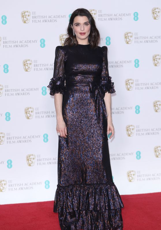 Rachel Weisz – 2018 British Academy Film Awards