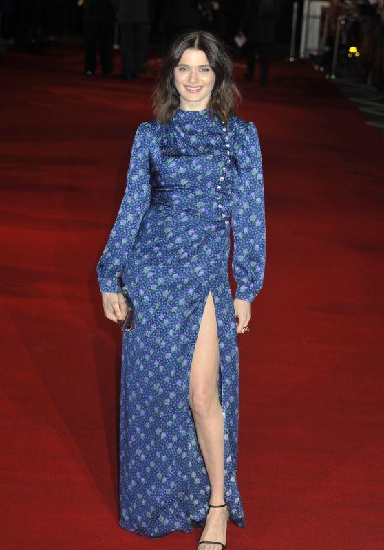 """Rachel Weisz - """"The Mercy"""" Premiere in London"""