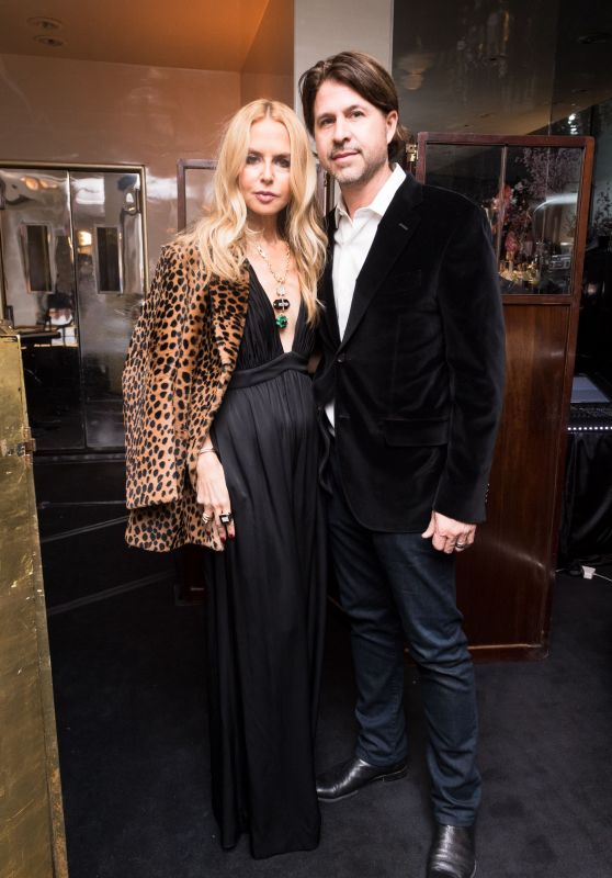 Rachel Zoe – Frame Fifth Anniversary Dinner in New York