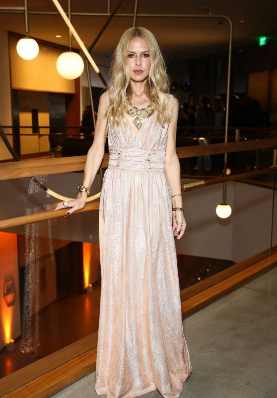 Rachel Zoe – Rachel Zoe Fall 2018 Collection Presentation in LA