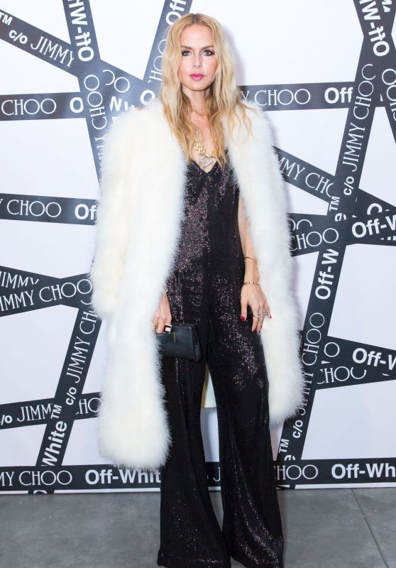 Rachel Zoe – Sandra Choi and Virgil Abloh Host NYFW Dinner in NYC