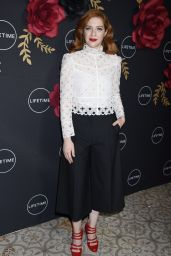 """Rachelle LeFevre - """"Unreal"""" and """"Mary Kills People"""" Lifetime Party in Los Angeles"""