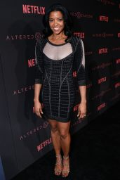 "Renee Elise Goldsberry – ""Altered Carbon"" Premiere in Los Angeles"
