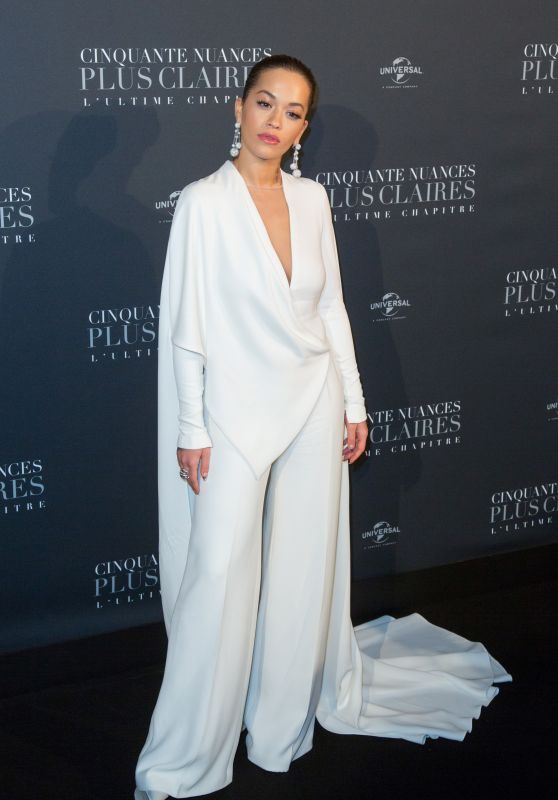 "Rita Ora – ""Fifty Shades Freed"" Premiere in Paris"