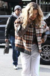 Rita Ora in Casual Attire Out in New York City 02/01/2018