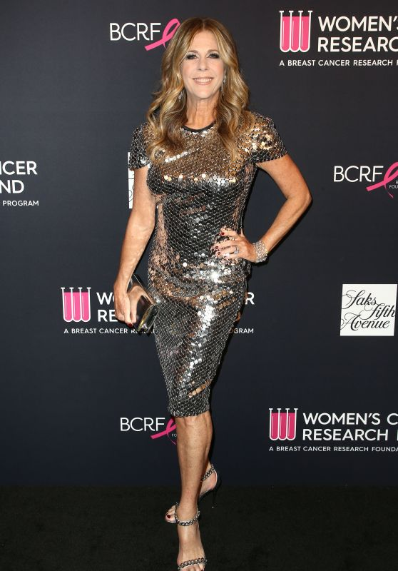 Rita Wilson – The Womens Cancer Research Fund Hosts an Unforgettable Evening in LA 02/27/2018