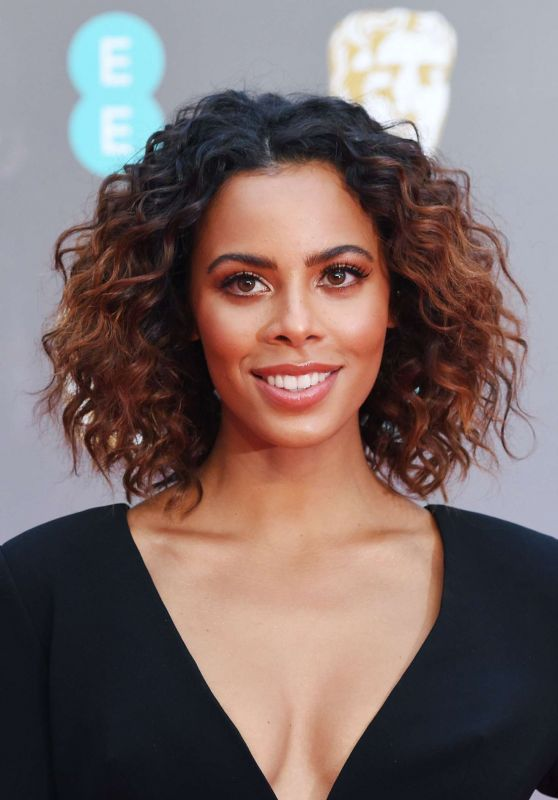 Rochelle Humes – 2018 British Academy Film Awards