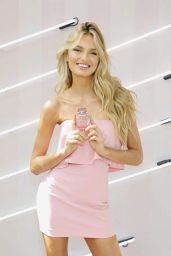Romee Strijd - VS Bomshell Seduction Fragrance in Miami