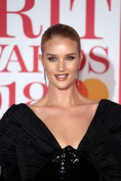 Rosie Huntington-Whiteley - 2018 Brit Awards in London (More Pics)