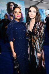 """Rowan Blanchard – """"A Wrinkle in Time"""" Premiere in Los Angeles"""