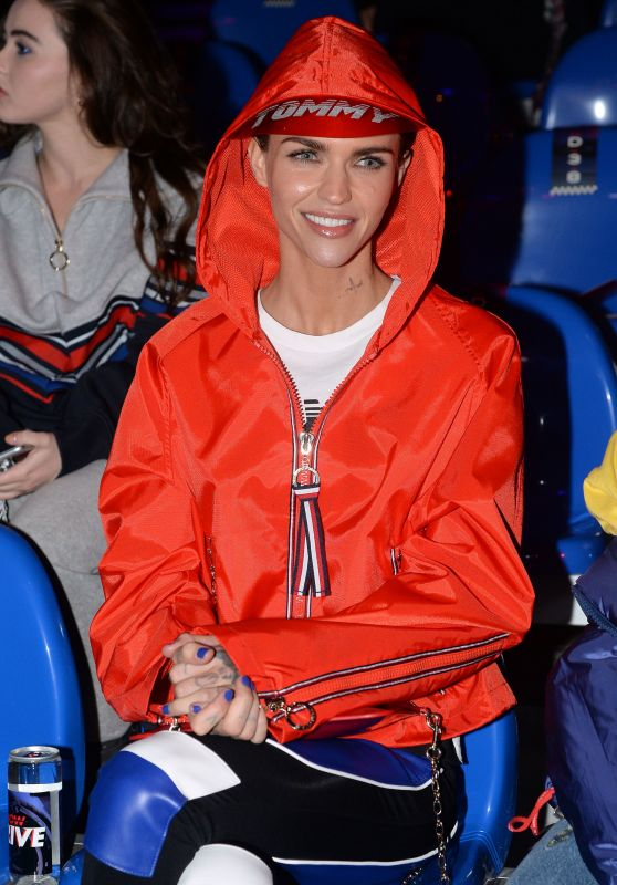 Ruby Rose – Tommy Hilfiger Show SW18 in Milan
