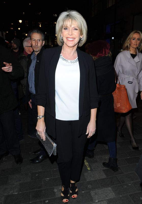 Ruth Langsford – BBC's Bruce: A Celebration Event in London
