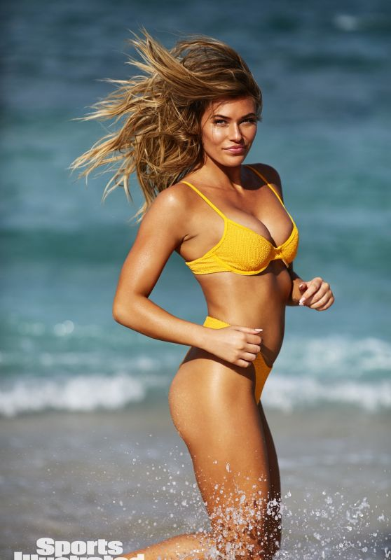 Samantha Hoopes -SI Swimsuit Issue 2018